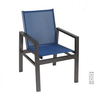 H-749 Hermosa Dining Chair