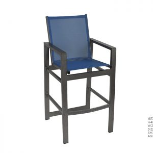 H-773 Hermosa Bar Stool
