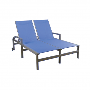16716-2 Hermosa Double Chaise Lounge