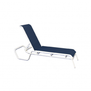 Islander Chaise Lounge (Armless)