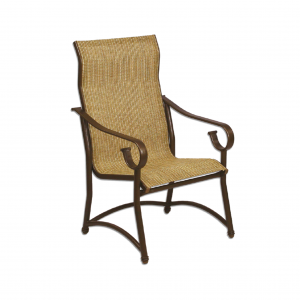 Islander High Back Chair