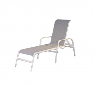 Islander Chaise Lounge W/ Arms