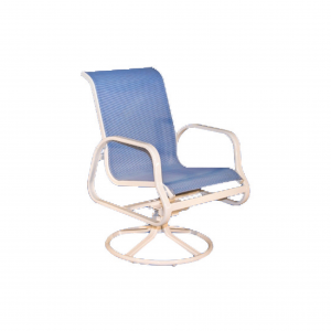 Islander Sling Dining Chair (Swivel)
