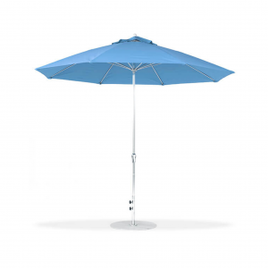 7.5' Square Market Umbrella With Crank