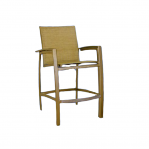 Seaside Sling Bar Stool