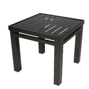 "22"" x 22"" Hermosa Boardwalk Side Table"