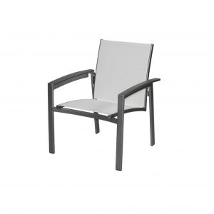 Seaside Cross Strap Dining Chair