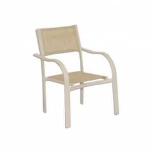 Smyrna Cross Strap Dining Chair