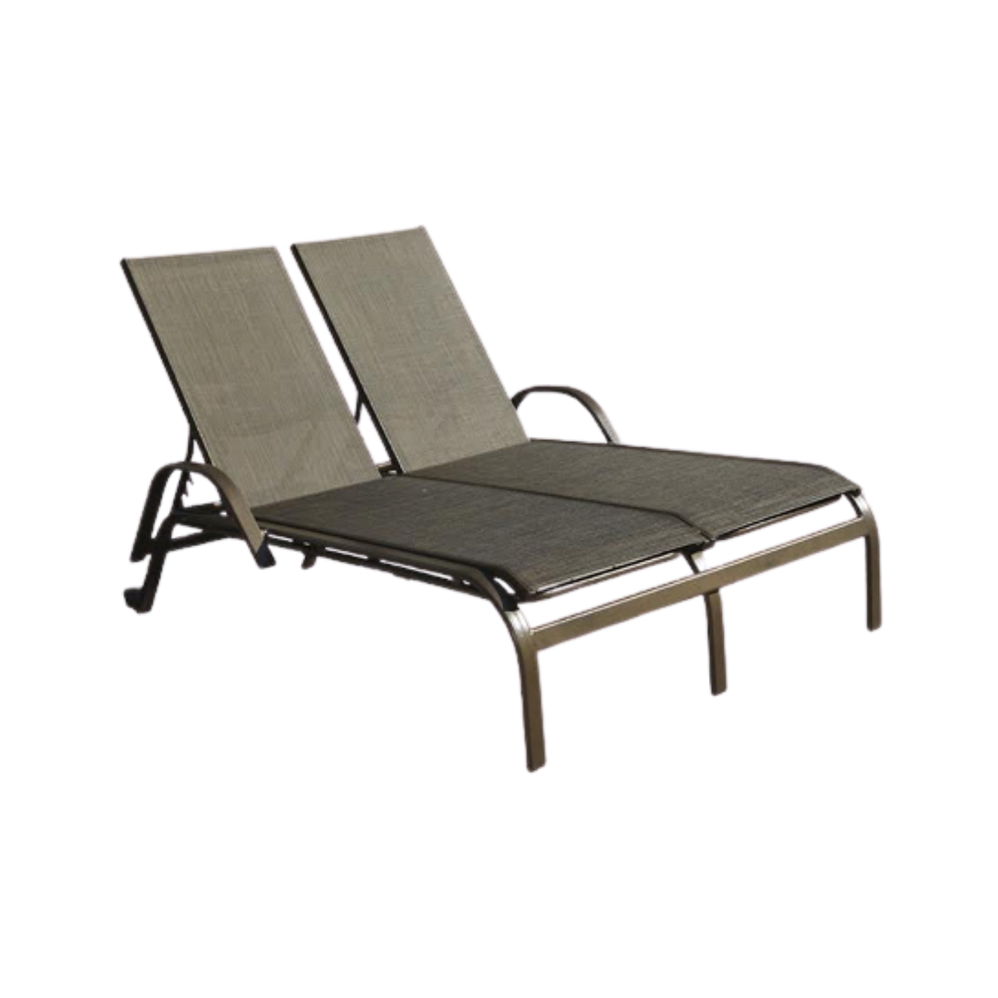 Tropicana Double Chaise Lounge Sunbrite Outdoor Furniture