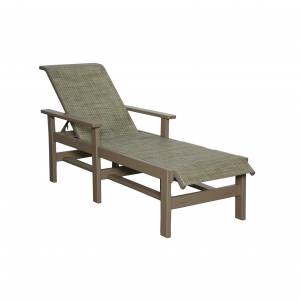 Marine Grade Polymer Chaise Lounge