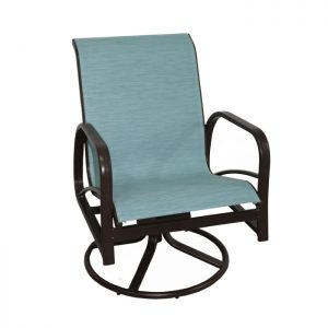 Paradise Dining Chair Swivel Rocker