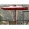 FL9SQ 9' Square Mandarin Umbrella