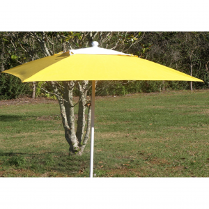 FL7SQ Mandarin 7' Square Umbrella