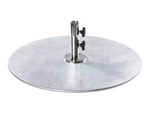 24G Galvanized Steele Plate Base