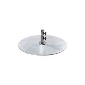 24G Galvanized Steele Plate Base