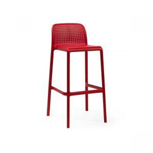 Lido Rosso Bar Stool
