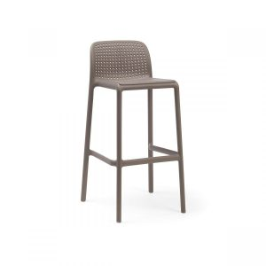 Lido Tortora Bar Stool