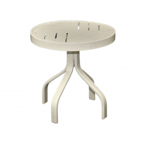 """Hermosa 18"""" Round Side Table"""