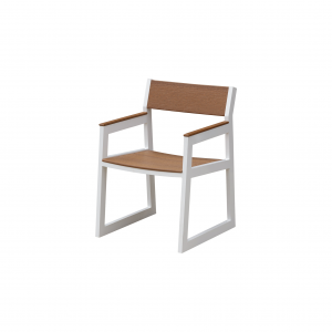 Poly West Bay Arm Chair