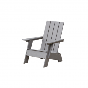 Poly Modern Basic Adirondack Chair