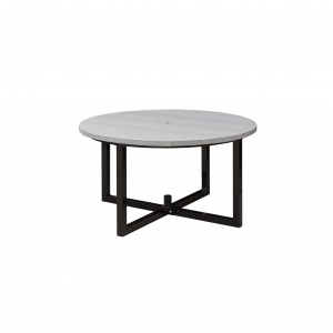 Poly Ventura Round Dining Table