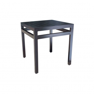"Monaco 21"" Square Side Table"