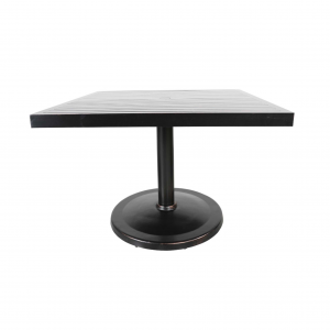 "Monaco 42"" Square Pedestal Dining Table"