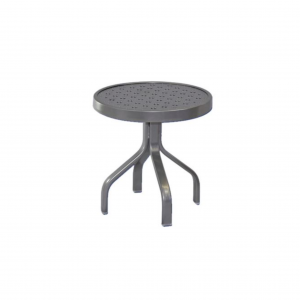 "Boardwalk 18"" Round Side Table"