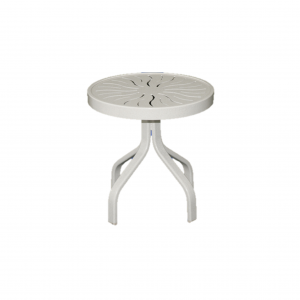 "18"" Sunfire Side Table"