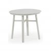 """20"""" Round Slat Aluminum Table"""