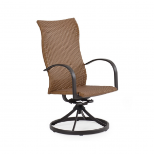 Cape Cod High Back Swivel Rocker