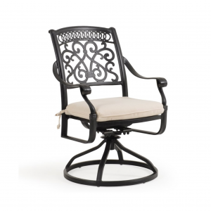 Dade Dining Swivel Tilt Chair