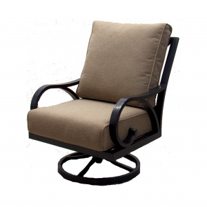 Key West Swivel Glider Chair