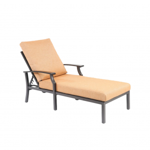Newport Chaise Lounge W/ Cushion