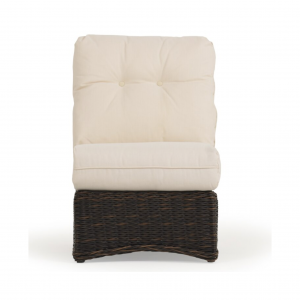 Riviera Armless Lounge Chair