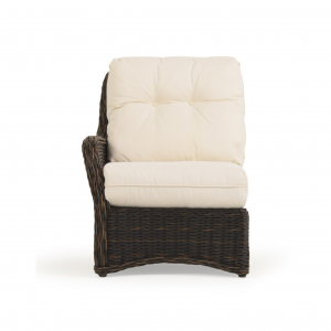 Riviera Left Facing Arm Chair
