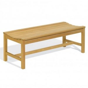 4' Backless Bench