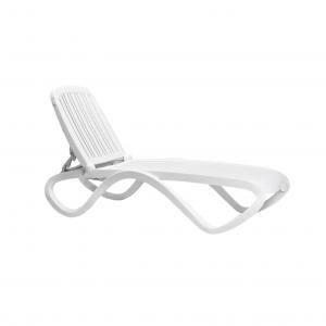 Tropico Bianco Chaise Lounge