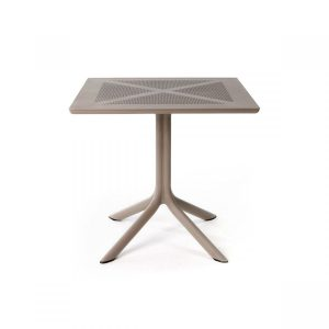 Clip 80 Tortora Table