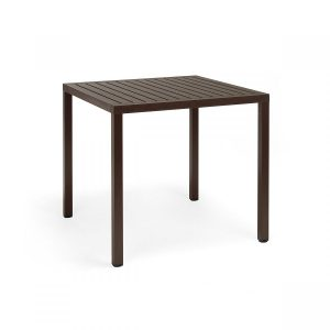 Cube 80 Caffe Dining Table