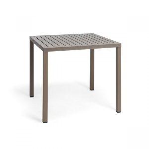 Cube 80 Tortora Dining Table