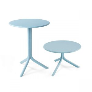 Spritz Celeste Side Table