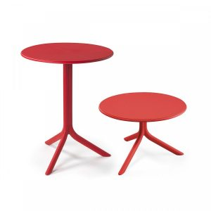 Spritz Rosso Side Table