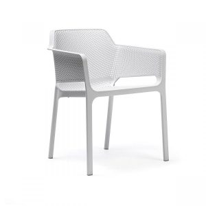 Net Bianco Chair