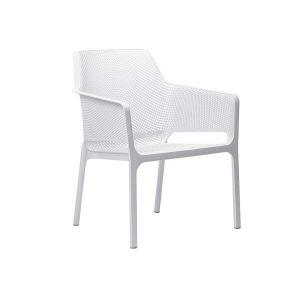 Net Relax Bianco Chair