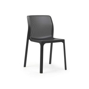 Bit Antracite Dining Side Chair