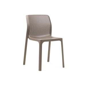 Bit Tortora Dining Side Chair