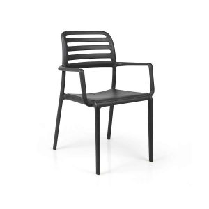 Costa Bistrot Antracite Chair