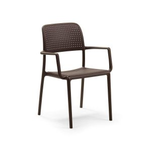 Bora Caffe Stacking Arm chair