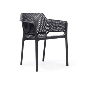 Net Antracite Chair